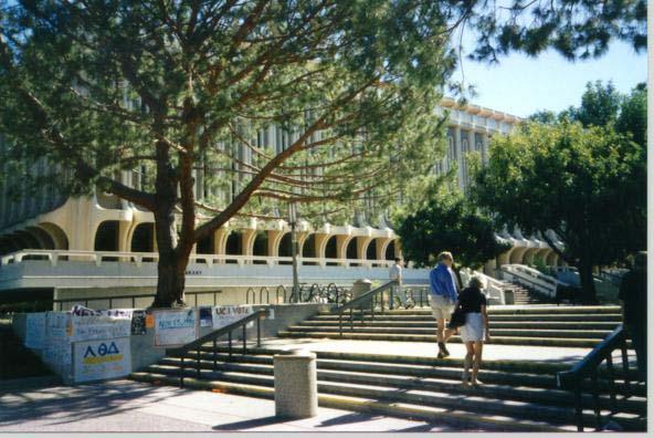 Pictures Of Uc Irvine Campus Buildings
